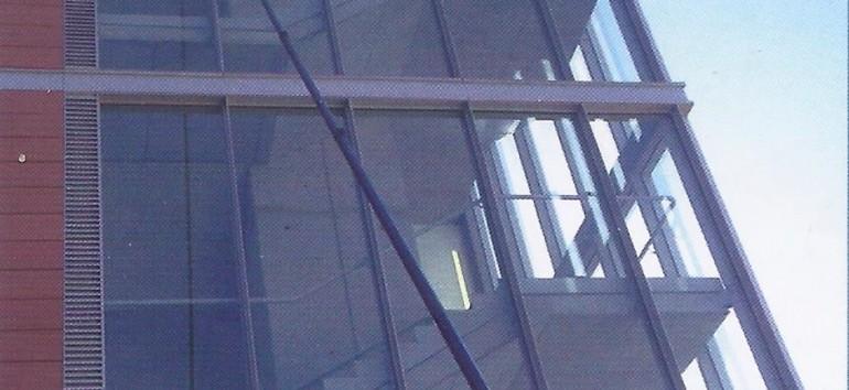 Limpieza cristales altura