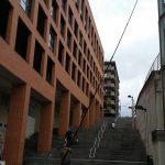 Limpieza ascensor panoramico  pertiga Pamplona